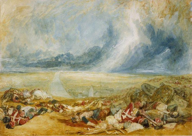 The Battle of Waterloo
