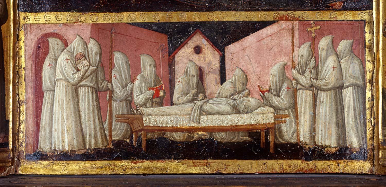 The Virgin of Humility. Paolo Schiavo (Paolo di Stefano Badaloni) (Italian, 1397-1478). Florentine School