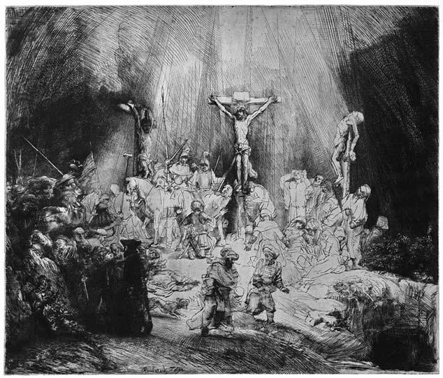 The Three Crosses 1653