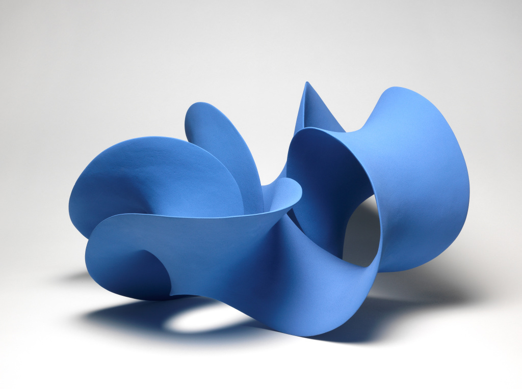 Twisted Blue Form
