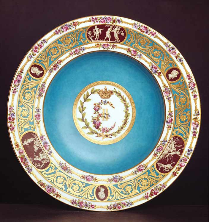 Dessert plate, 1778
