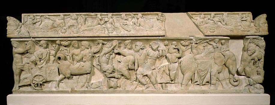 The Pashley Sarcophagus