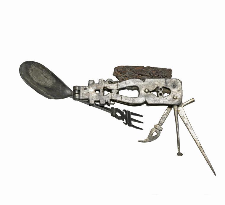 "Roman ""Swiss Army Knife"""