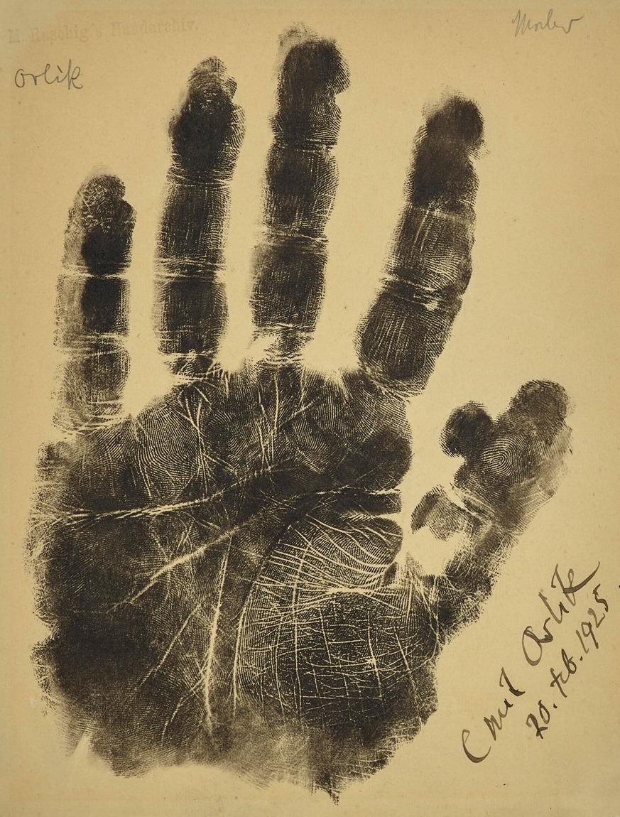 Emil Orlik (1870-1932), Katrin Bellinger Collection. Photograph © Matthew Hollow.