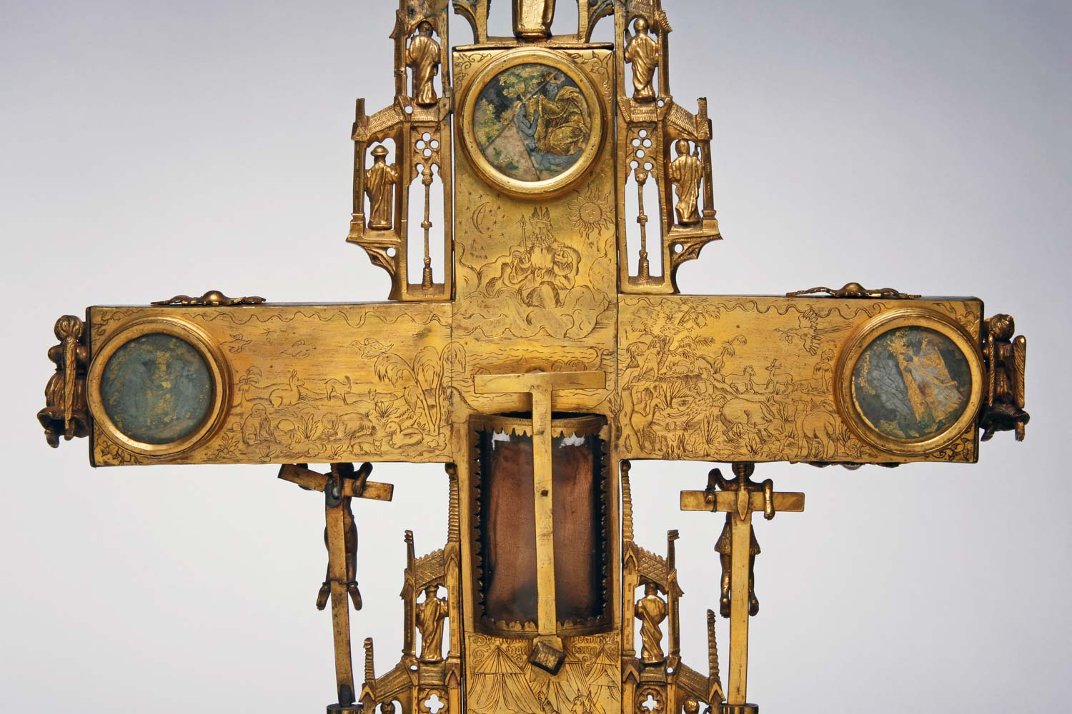 A sixteenth-century German reliquary in the Fitzwilliam collection