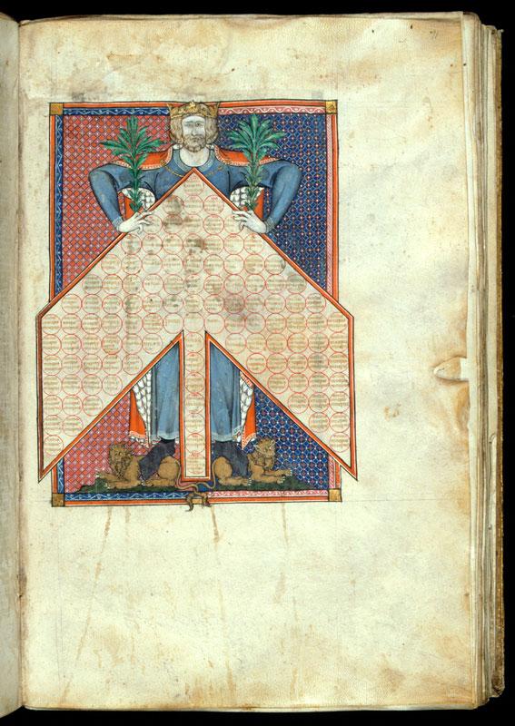 Folio 71r: The Tree of Consanguinity