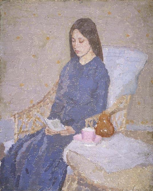 The Convalescent, c.1923-4