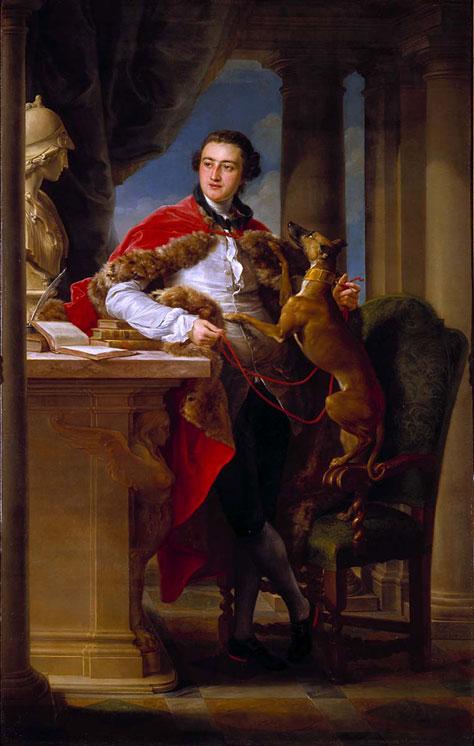 Charles Compton, Fourth Earl of Northampton, 1758